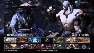Mortal Kombat X Online Multiplayer Gameplay (PS4)