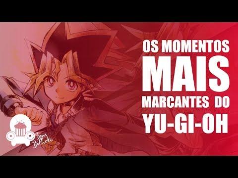 OS MOMENTOS MAIS MARCANTES DO YU-GI-OH (CLÁSSICO) (PT/PT)