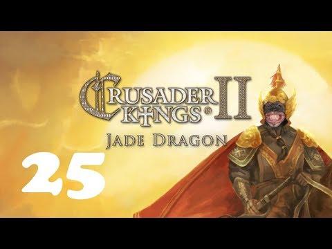 Un Rey niño ¿Qué puede salir mal? [25] CK2 Jade Dragon