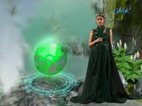 """24 Oras: Gabbi Garcia na gaganap bilang Alena, siya ring kumanta ng theme song ng """"Encantadia"""""""