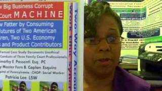 Citizens Controlled Docket Works! 35 Philadelphia Families Whistleblow Fern Brown Caplan Felonies