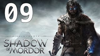 Middle Earth Shadow of Mordor Walkthrough Gameplay Part 9 No Commentary PS4 Xbox One