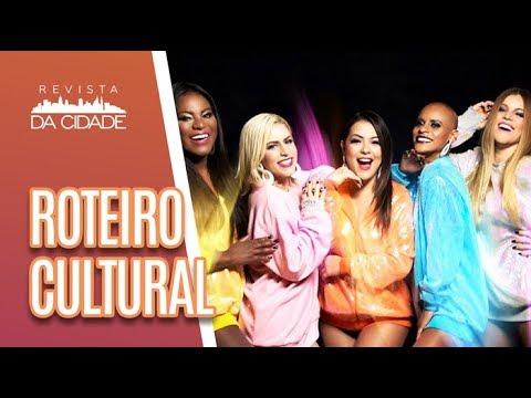 ROTEIRO CULTURAL: Tudo Sobre A 14ª Virada Cultural - Revista Da Cidade (18/05/18)