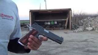1911 9mm range time not what you thought