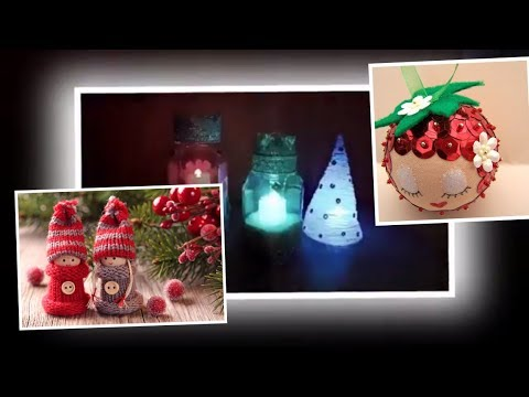 Diy Christmas Crafts To Make And Sell Best Ideas Youtube