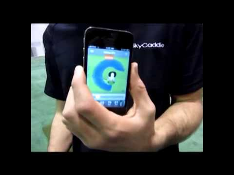 SkyGolf SkyCaddie Skypro Golf Swing Analyzer