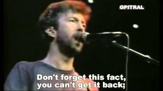 Eric Clapton Cocaine