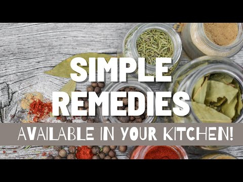 Natural Treatments and Remedies   (Mamon Wilson)