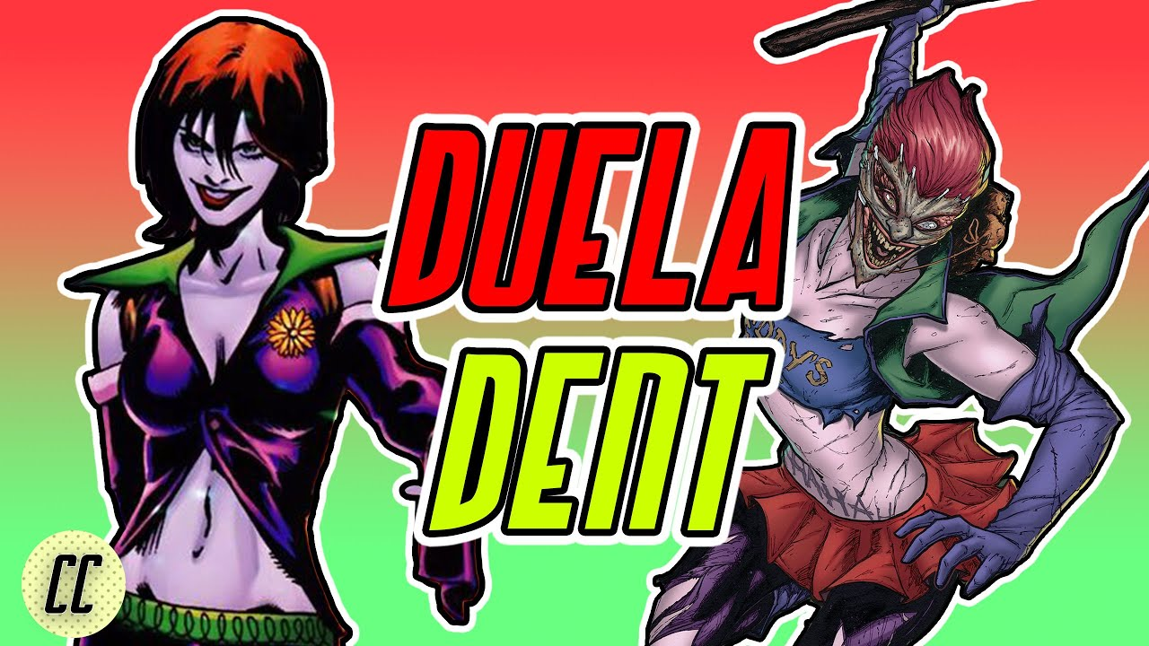 The CONFUSING HISTORY of JOKER'S DAUGHTER | Duela Dent