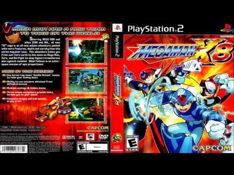 Full Mega Man X8 OST