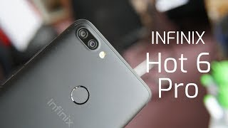 Infinix Hot 6 Pro Unboxing, Hands on, Camera Samples