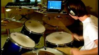 Gone So Young (Amber Pacific) - Drum Cover
