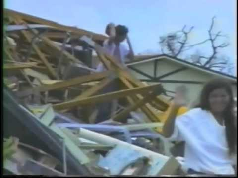 The Hurricane Andrew Story (and some of the people who when through it)