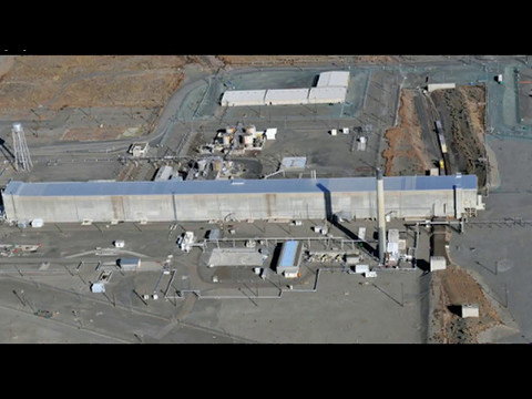 No-Fly Zone Issued for HANFORD Nuclear Site, Collapse Is Five Times Larger Than First Estimated