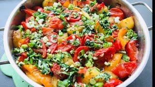 Как приготовить Чанахи Быстро и Просто в домашних условиях в кастрюле!Вкусное Блюдо Грузинской Кухни