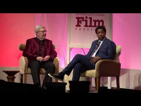 "SBIFF 2017 - Denzel Washington Discusses ""Soldier Story"" & ""Cry Freedom"""