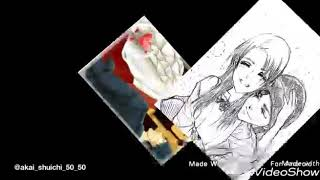 Akai Shuichi X Miyano Akemi (love is a beautiful pain)😍💕😢❤️