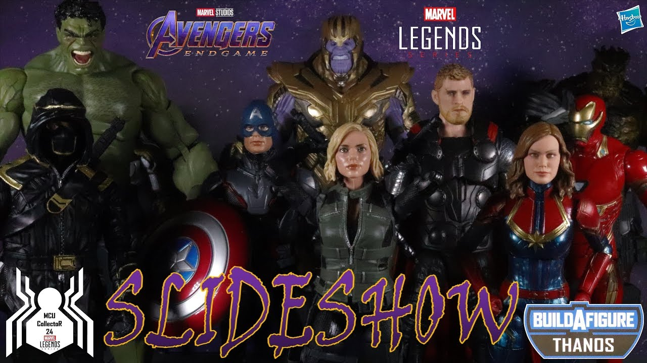 "Marvel Legends MCU Avengers Endgame BAF Thanos series  Loki 7/"" action figure"
