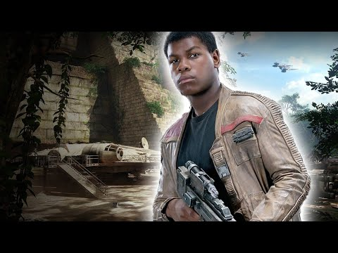 Download Youtube: 3 Minutes of Finn Gameplay in Star Wars Battlefront 2 (1080p 60fps)