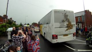 Olympic Torch Balderton Newark