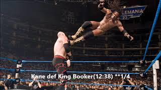 WWE No Way Out 2007 Review
