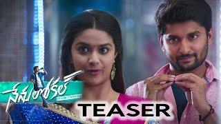 Nenu Local Movie Teaser || Nani, Keerthy Suresh