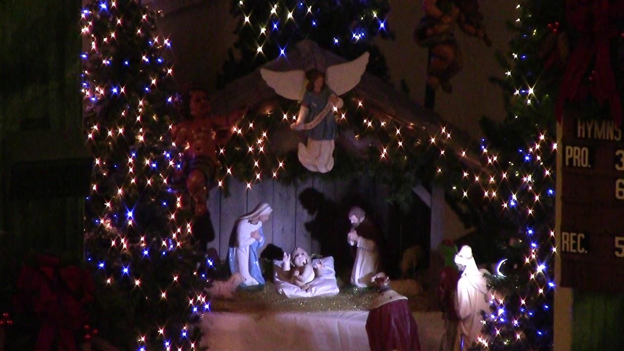 St. Patrick's Christmas Eve Mass  12-24-19