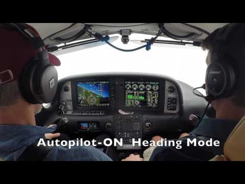 Basic IFR Training in Cirrus G5 with Tim Decker