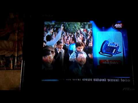 Realyy Shiddhartha gautam buddha campus watch the ABC news nepal.