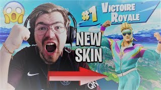 [FR-PS4-LIVE]🔴LES 'AEROBIC SKINS' ARE ENFIN 'SORTIE' ON FORTNITE BATTLE ROYALE🔴[720 WINS]