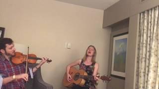 (2326) Rachel Laven & Zachary Scot Johnson Gypsy Soul thesongadayproject Acoustic Folk Music Live
