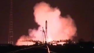 Russian cargo spacecraft burns up in atmosphere