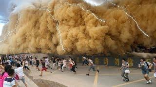 5 كوارث طبيعية هي الأكثر تدميراً في تاريخ البشرية