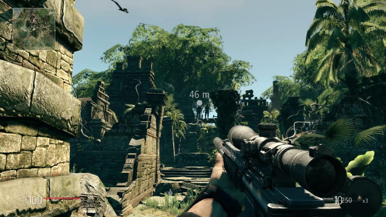 Sniper Ghost Warrior Gameplay #1