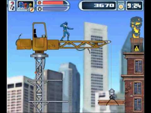 Power Rangers Dinothunder Fighting Game Online Youtube