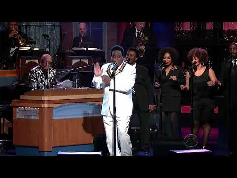 Al Green   Tired Of Being Alone 1292014#Letterman 1080p