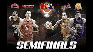 Northport vs Ginebra | PBA Governors' Cup 2019 Semifinals