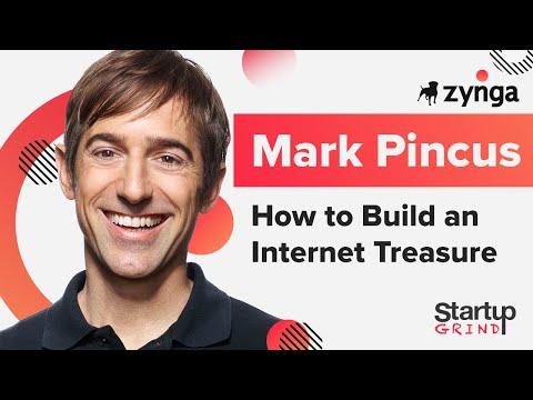 How to Build an Internet Treasure | Mark Pincus (Zynga) @ Startup Grind Global 2017