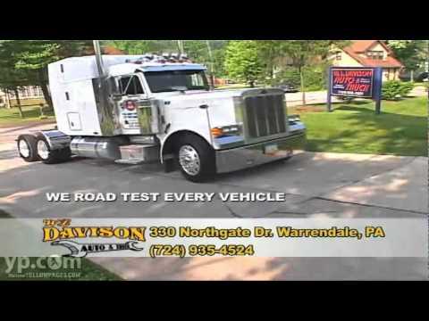 W L Davison Auto & Truck | Auto Repairs | Warrendale, PA