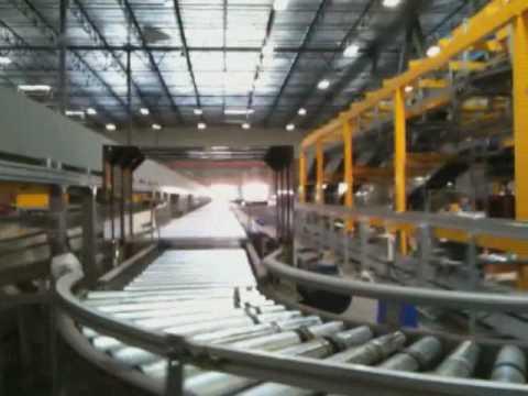 Tour of the Newegg Distribution Center