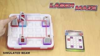 How To Play Laser Maze