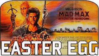 Mad Max Game - MAD MAX 3 EASTER EGG ( Beyond Thunderdome Lost Tribe  Plane )