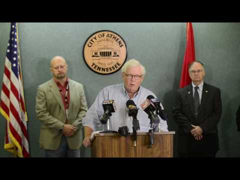 Thomas & Betts official discusses McMinn County factory shooting