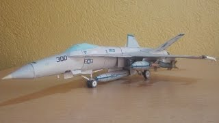 F-18 Hornet Papercraft