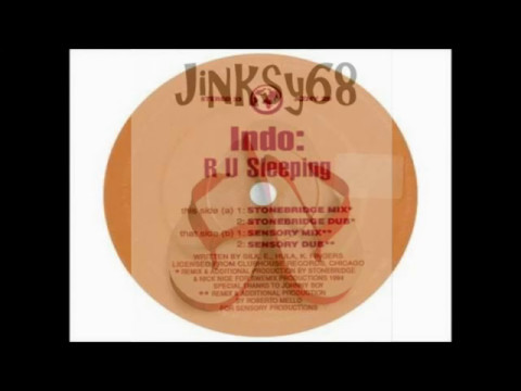 Indo - R U Sleeping (Stonebridge Mix) 1994