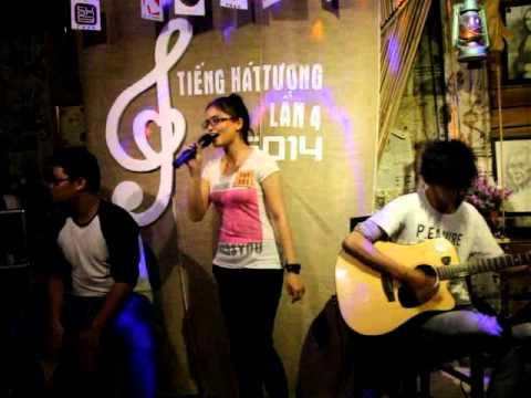 SBD THT161 Nguyễn Thị Mỹ Hà với bài hát dự thi Bàn tay trắng