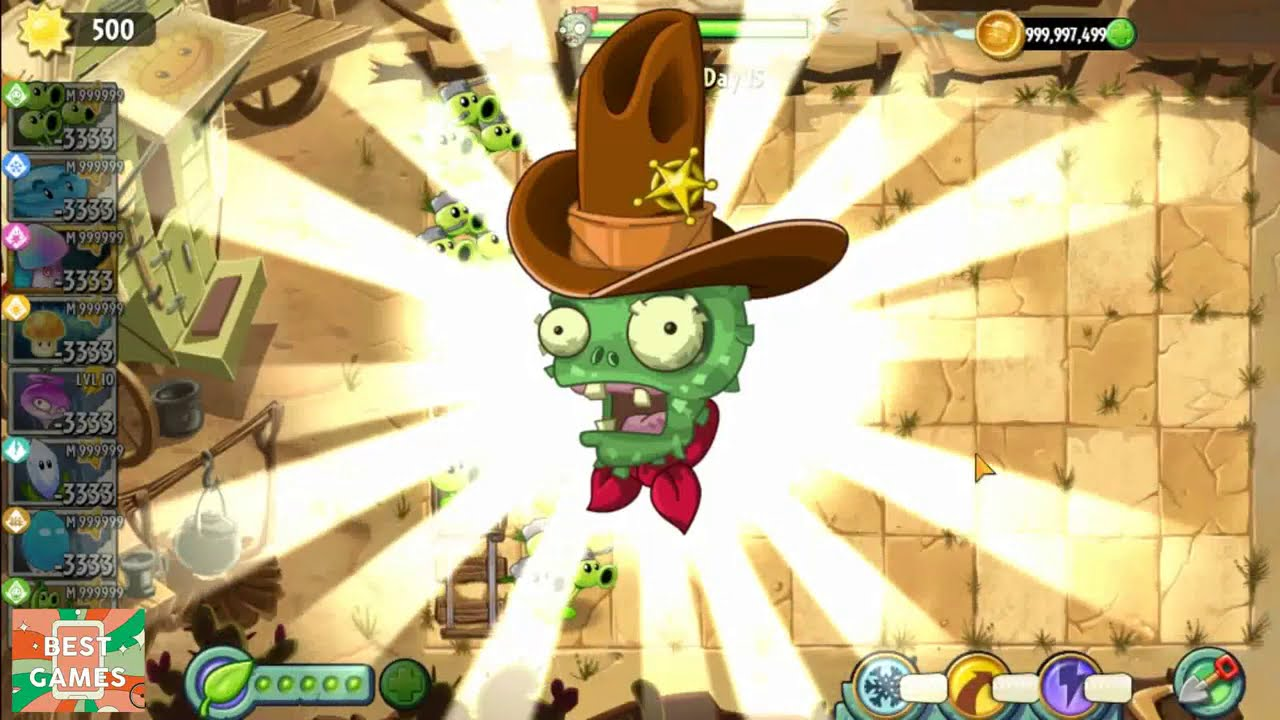 Download PVZ2 Plants Vs Zombies 2 Epic Team Dandelion Mastery Max Level 999999 vs Zombot PVZ 2 Best games VN