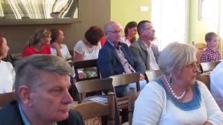 XXII sesja Rady Miejskiej w �asku cz.1