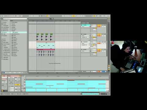 Ableton Live 9 Beginner Tutorial 03 - Intro To MIDI, Sounds, Instruments, Effects & Loops