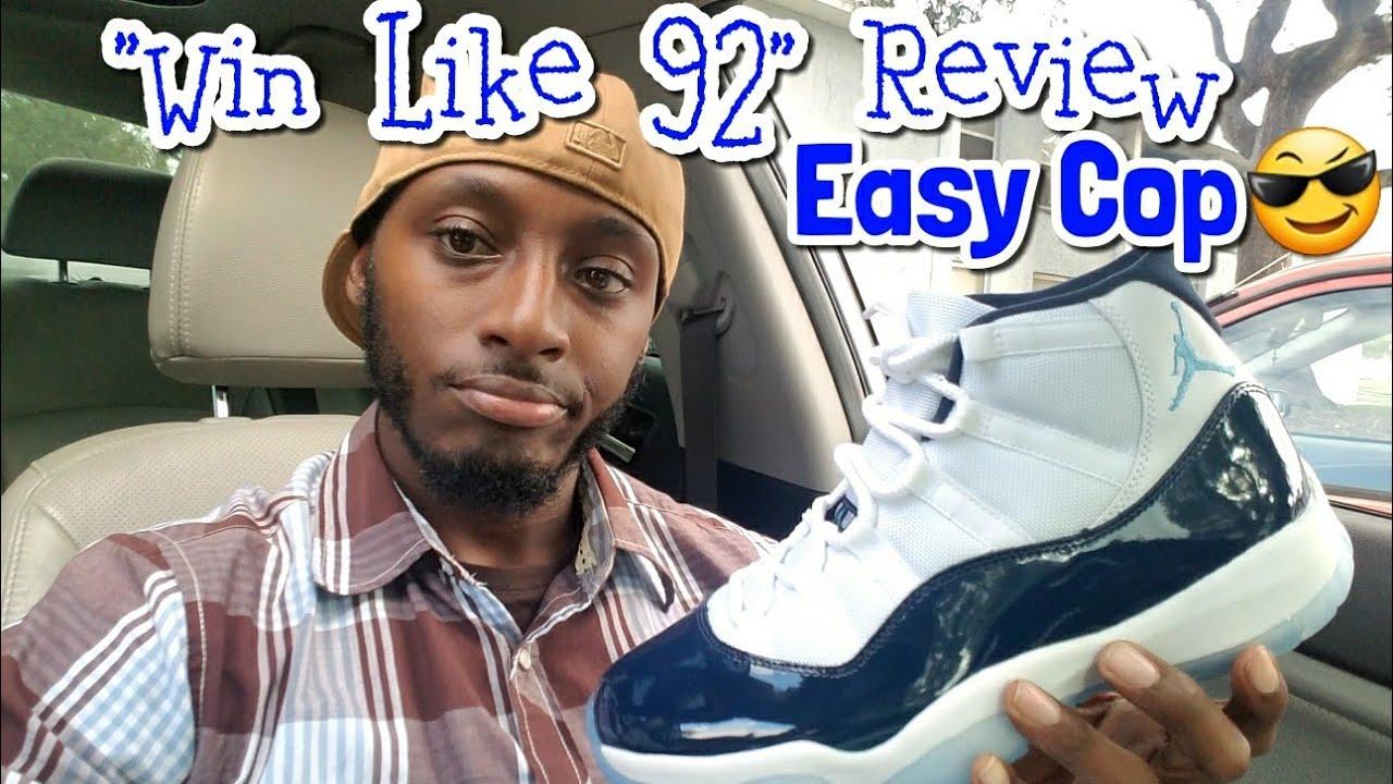 5698c5078efe75 Easy Cop😎 Nike Air Jordan 11